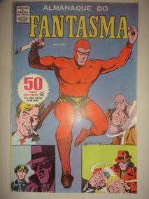 Almanaque Do Fantasma 1967 Editora Rge Excelente