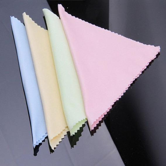 Kit 5 Panos (lenços) Microfibra P/limpeza (frete Grátis)