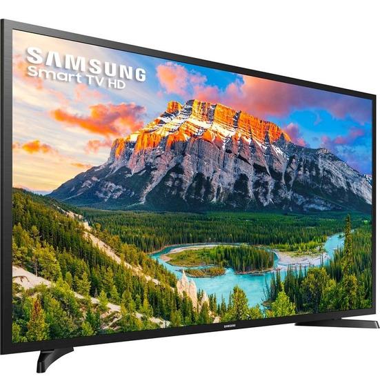Smart Tv Led 32 Samsung 2 Hdmi 1 Usb Conversor Wifi Retirar