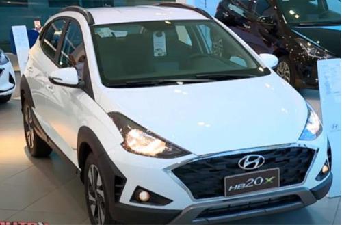 Hyundai Hb20x 1.6 Vision Flex Aut. 5p
