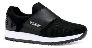 Neosport Tenis Sneakers Casuales Broche Textura Moda 6690941