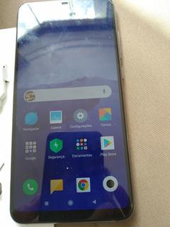 Xiaomi Mi 8 Lite 64 Gb Semi Novo Peq Trincado Funciona 100%