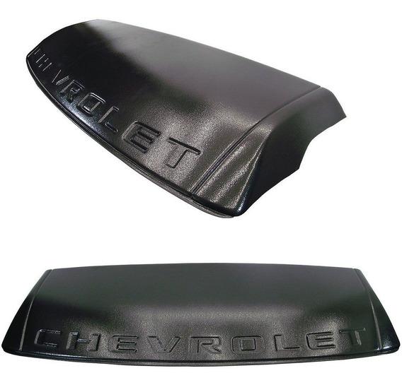 Defletor Aplique De Teto S10 2006 A 2011 Com Logo Chevrolet