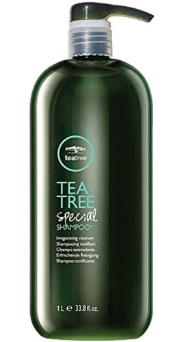 Imagem 1 de 2 de Tea Tree Special Shampoo 1 Litro Paul Mitchell