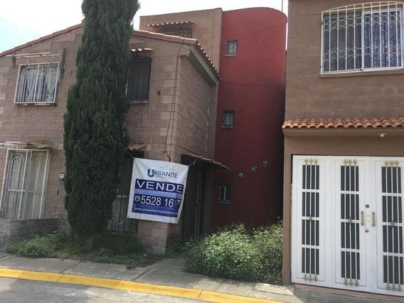 Casa En Venta En Geovillas Santa Bárbara Ixtapaluca