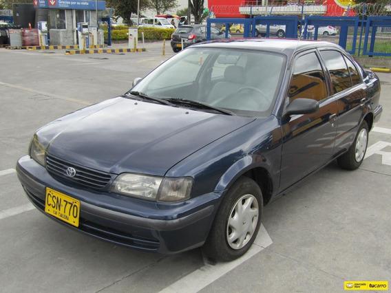 Toyota Tercel Mt 1.5 Inyecction