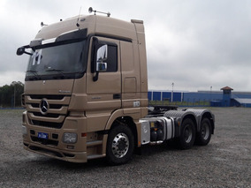 Mb Actros 2546 Megaspace, Completo, 2011, 6x2
