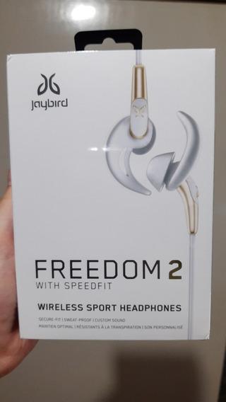 Fone Bluetooth Jaybird Freedom 2 (novo, Lacrado)