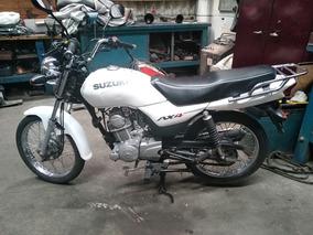 Suzuki Ax4 Gd110hu