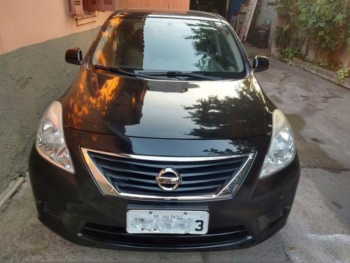 Nissan Versa 2012 1.6 16v Sv Flex 4p
