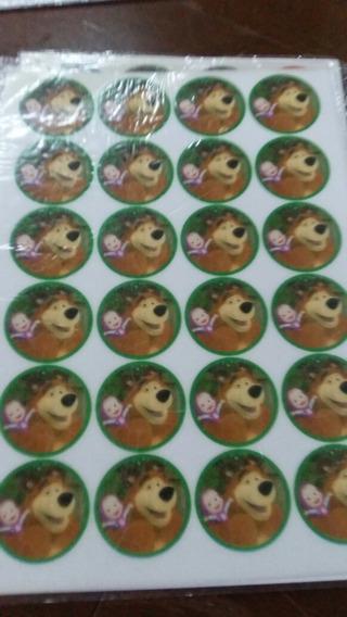 Lamina Comestible Para Cupcakes De Lali Esposito