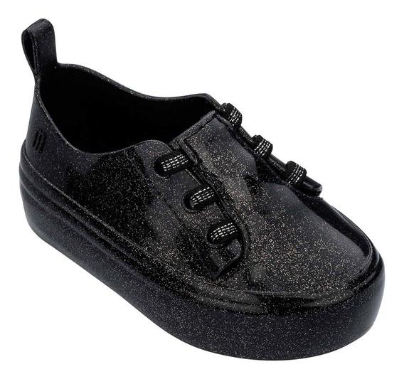 Mini Melissa Ulitsa Sneaker Especial Preto - 32751 - Original