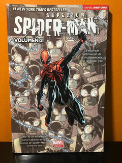 Superior Spiderman Vol.2 (complejo De Inferioridad)