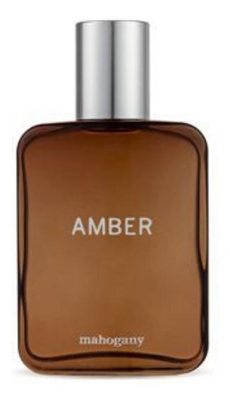 Fragrância Desodorante Amber 100 Ml - Mahogany