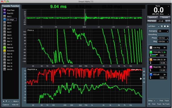 Rational Acoustics - Smaart V7.2 + Serial P/ Windows 7,8,10