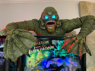 Pinball Creature From The Black Lagoon - Flipper