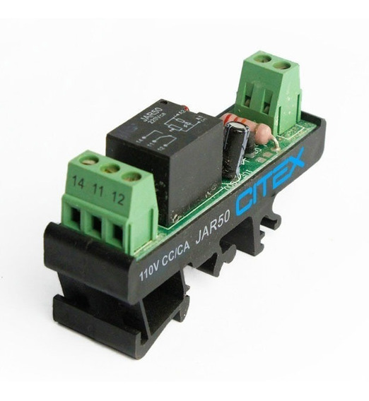 Jar50 ( Tar501 ) 110vca Modulo Acoplador Interface Rele