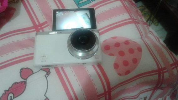 Camara Samsung Nxmini
