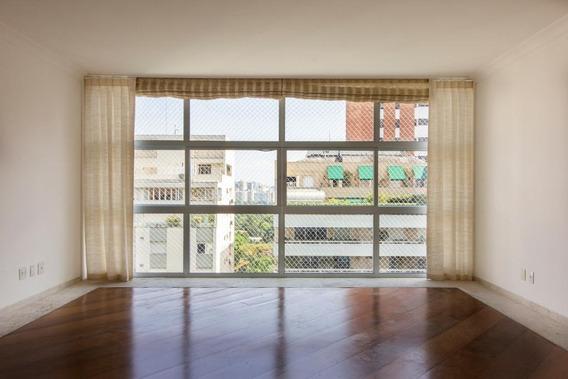 Apartamento Em Jardim América, São Paulo/sp De 260m² 5 Quartos Para Locação R$ 14.000,00/mes - Ap460311