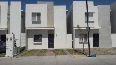 Casa Amueblada En Renta En Rancho Sta. Mónica