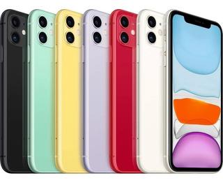 iPhone 11 Apple Com 256gb, Tela Retina Hd De 6,1, Ios 13, Du