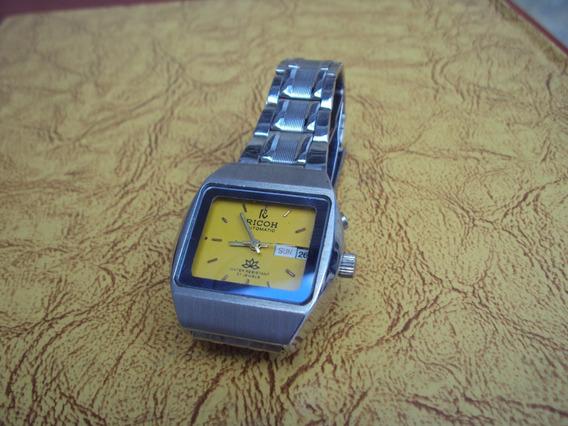 Relógio Ricoh 21 Rubis
