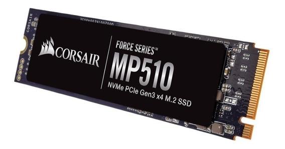 Ssd Corsair Fseries Mp510 480gb, M.2 Nvme Cssd-f480gbmp510
