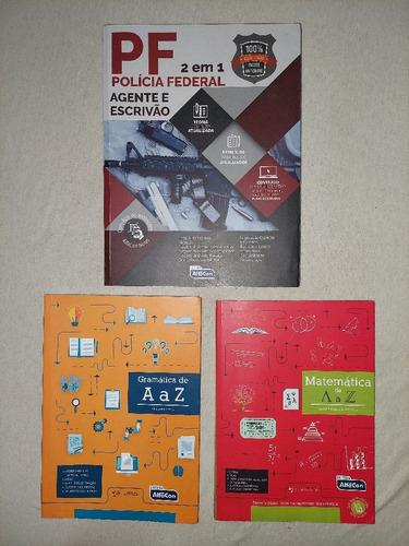 Livros De Carreira Policial