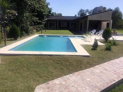 Quinta De 3 Dormitorios , 3 Baños Y 2 Lotes De 15 X 50 - Lisandro Olmos Etcheverry