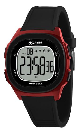 Relógio X Games Masculino Xgppd129 Bxpx Preto - Refinado
