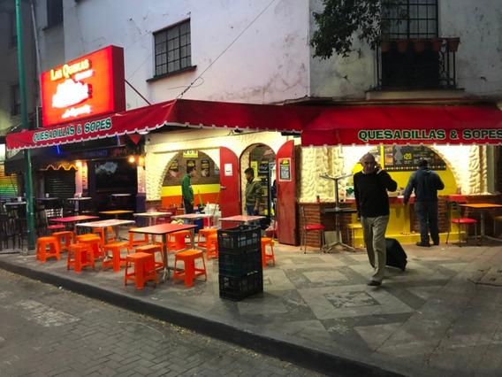 Local Comercial En Zona Rosa Muy Buena Ubicacion