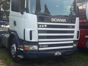 Scania R420 6x4