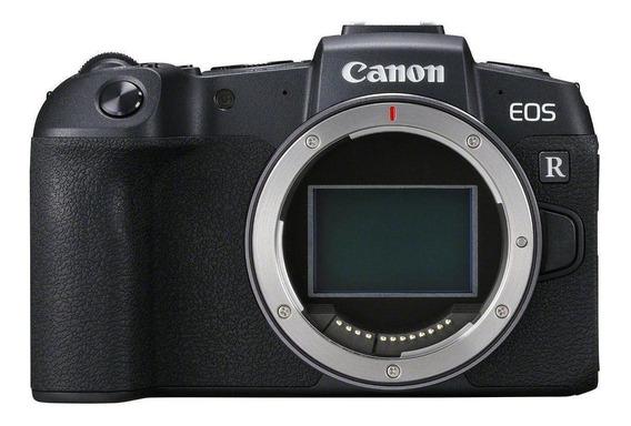 Canon EOS RP mirrorless cor preto