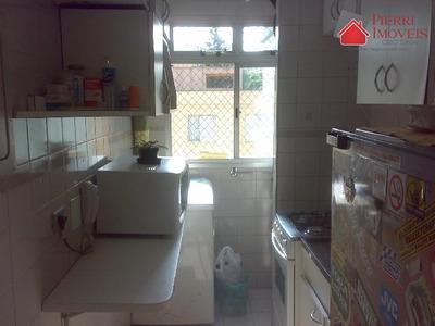 Apartamento City Pinheirinho Pirituba Mobiliado 3 Dorms - 4267