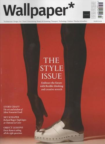 Revista Wallpaper*uk -  Design,arquitetura E Industria