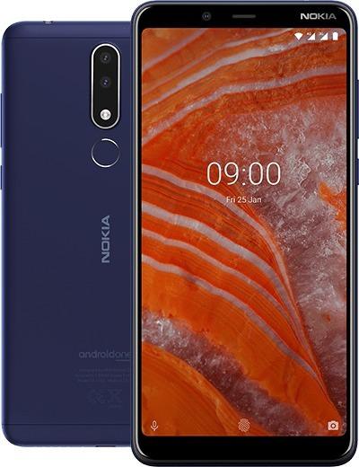 Nokia 3.1 Plus Nuevo 32gb 3gb Ram Lector Huella Envio Gratis