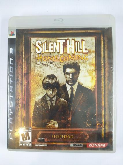 Jogo Ps3 Silent Hill Homecoming Mídia Física Original