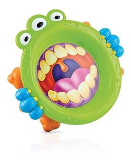 Plato Para Bebes Cereales Monster Con Garras +12m Nuby