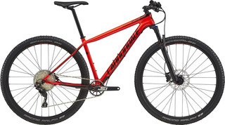 Bicicleta Cannondale Fsi Carbon 5 2018 - Xl