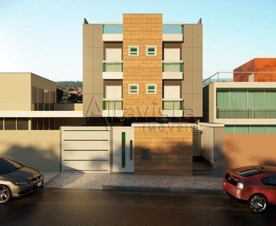 Cobertura Com 2 Dormitórios À Venda, 86 M² Por R$ 280.000 - Vila Guiomar - Santo André/sp - Co0774