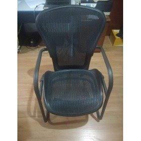 Cadeira Aeron Fixa Herman Miller 2 Unidades