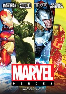 Marvel Héroes 03 - Ovni Press