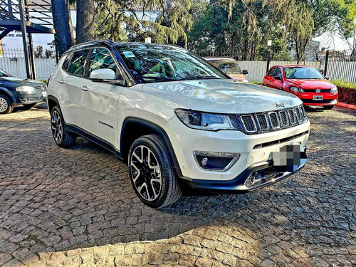 Jeep Compass Limited Plus 2.4 4x4 At9 2020 3.800km Fcio!!