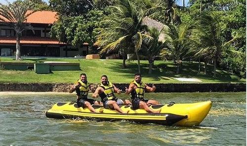 Imagem 1 de 5 de Banana Boat  Zefir 6 Lugares Miami Nautica