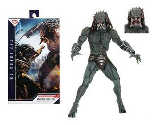 Neca Predator Deluxe Armored Assassin