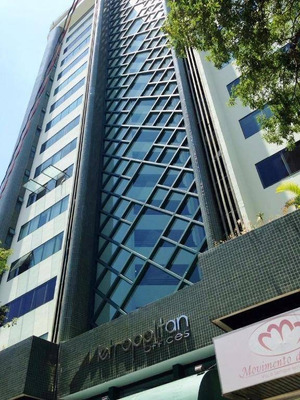 Sala Comercial Para Locação, Centro, São José Dos Campos - Sa0261. - Sa0261