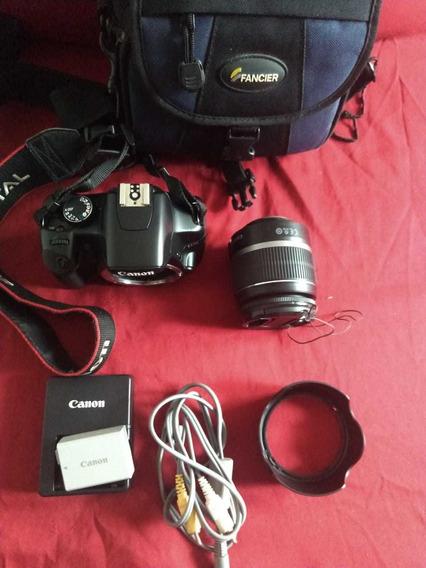 Câmera Canon Rebel Xsi 450d
