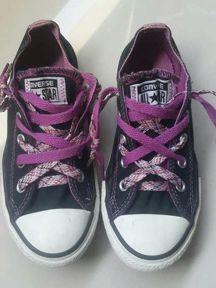 Zapatos Converse 100%original Para Niñas