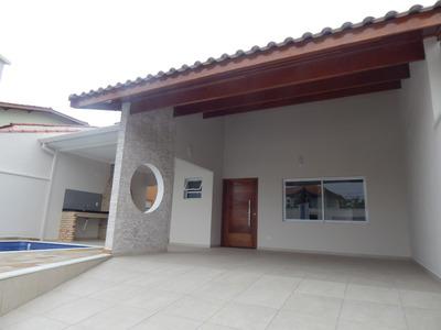Casa No Oásis Em Peruíbe À Venda