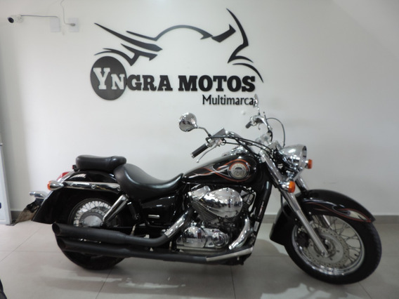 Honda Shadow 750 2009 Linda